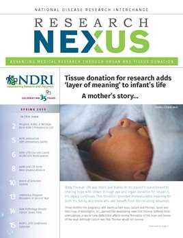 NDRI's Research Nexus 2015