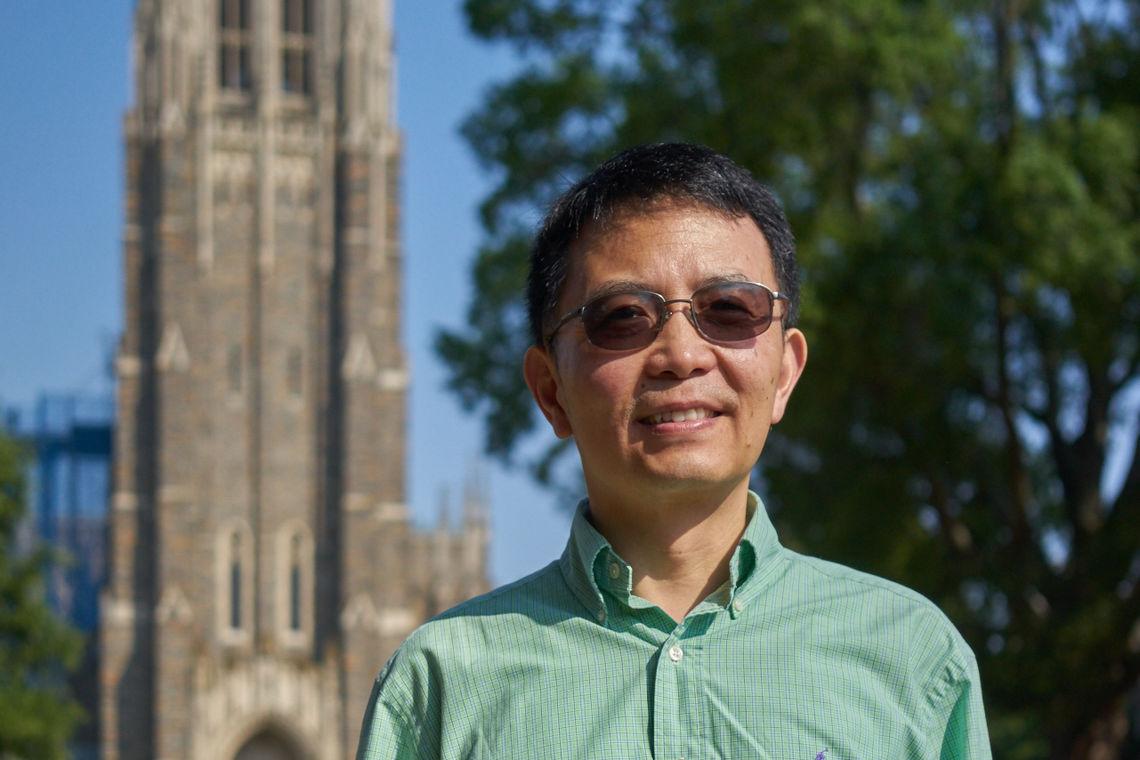 Ru- Rong Ji, MD, Neurologist