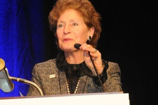 Dr. Mary J.C. Hendrix. NDRI's Board Chair