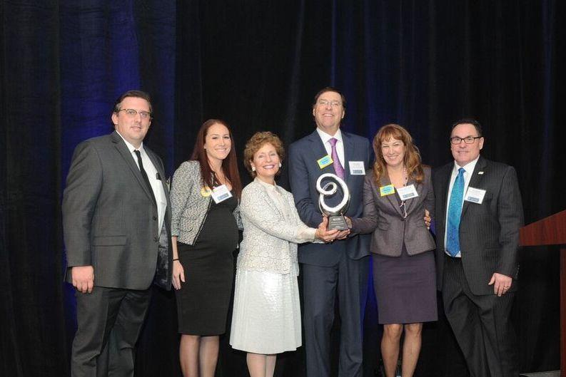 NDRI Outstanding Advocacy Award, Patrick Risha CTE Awareness Foundation - Stop CTE